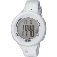Buy Puma Gents Fit Digital White Resin Sport Strap Watch PU910961002 online