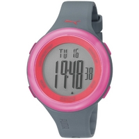 Buy Puma Ladies Fit Digital Grey Resin Sport Strap Watch PU910961004 online