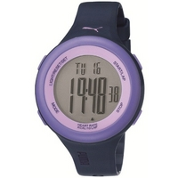 Buy Puma Ladies Fit Digital Purple Resin Sport Strap Watch PU910961006 online