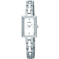 Buy Lorus Ladies Stone Set Bracelet Watch RC369AX9 online