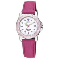 Buy Lorus Ladies Strap Watch RRS07PX9 online