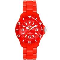 Buy Ice-Watch Gents Red Resin Bracelet Watch SD.RD.U.P.12 online