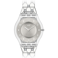 Buy Swatch Skin Elegantly Framed Bracelet Watch SFK356G online