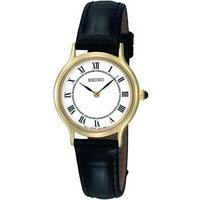 Buy Seiko Ladies Gold Tone Strap Watch SFQ830P1 online