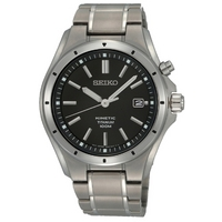 Buy Seiko Gents Kinetic Watch SKA493P1 online