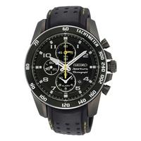 Buy Seiko Gents Sportura Chronograph Watch SNAE67P1 online