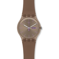 Buy Swatch Gents Taupe Rebel Watch SUOC702 online