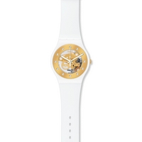 Buy Swatch Ladies Sunray Glam Watch SUOZ148 online
