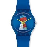 Buy Swatch Gents Open It Watch SUOZ157 online
