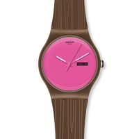 Buy Swatch Ladies Wonder Drift Watch SUOZ706 online