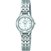 Buy Seiko Solar Powered Ladies Bracelet Watch SUP003P1 online
