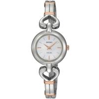 Buy Seiko Ladies Solar Powered Watch SUP139P9 online