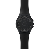 Buy Swatch Gents Black Efficiency Watch SUSB400 online