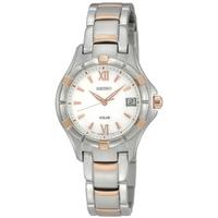 Buy Seiko Solar Powered Ladies Solar Powered Bracelet Watch SUT030P1 online