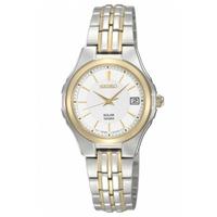 Buy Seiko Ladies Solar Powered Bracelet Watch SUT044P1 online