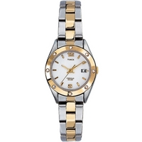 Buy Timex Ladies Two-Tone Bracelet Watch T23191D7 online