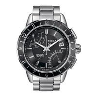 Buy Timex Intelligent Quartz Fly-Back Chronograph Watch T2N498 online