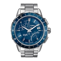 Buy Timex Intelligent Quartz Fly-Back Chronograph Watch T2N501 online