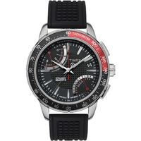 Buy Timex Intelligent Quartz Fly-Back Chronograph Watch T2N705 online
