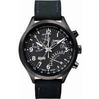 Buy Timex Intelligent Quartz Gents Fly-Back Chronograph Watch T2N930 online