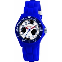 Buy Tikkers Childrens Rubber Strap Watch TK0025 online