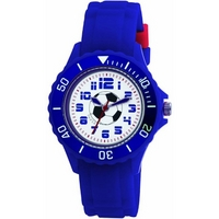 Buy Tikkers Childrens Rubber Strap Watch TK0029 online