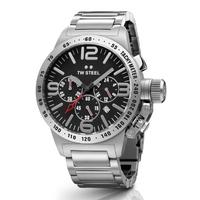 Buy T W Steel Canteen 40mm Stainless Steel Bracelet Watch TW301 online