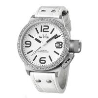 Buy T W Steel Canteen Ladies Stone Set Watch TW35 online