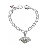 Buy Guess Ladies Tattoo Bracelet UBB11001 online