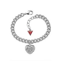 Buy Guess Ladies Crystal Crush Bracelet UBB70205 online