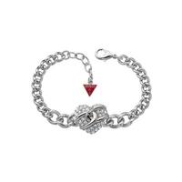 Buy Guess Ladies Prisoner Of Love Bracelet UBB70207 online