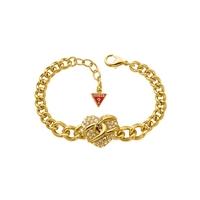 Buy Guess Ladies Prisoner Of Love Bracelet UBB70229 online