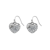 Buy Guess Ladies Crystal Crush Earrings UBE71239 online