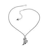 Buy Guess Ladies Wild At Heart Necklace UBN71201 online