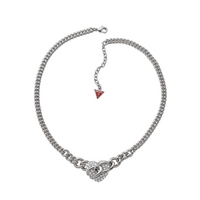Buy Guess Ladies Prisoner Of Love Necklace UBN71271 online