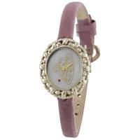 Buy Vivienne Westwood Ladies Rococo Leather Strap Watch VV005CMPK online