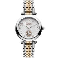 Buy Vivienne Westwood Ladies 2 Tone Steel Bracelet Watch VV051SLTT online