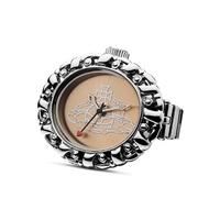 Buy Vivienne Westwood Ladies Silver Tone Ring Watch VV052PKSL online