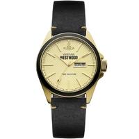 Buy Vivienne Westwood Gents Fashion Watch VV063GDBK online