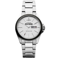 Buy Vivienne Westwood Ladies  Silver Tone Steel Bracelet Watch VV063SL online