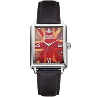 Buy Vivienne Westwood Gents Union Jack Dial Leather Strap Watch VV066SLBK online
