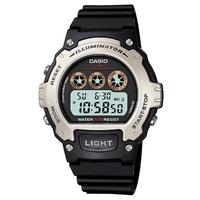 Buy Casio Gents Illuminator Watch W-214H-1AVEF online