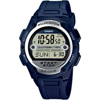 Buy Casio Gents Illuminator Watch W-756-2AVES online