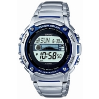 Buy Casio Gents Solar Powered Watch W-S210HD-1AVCF online