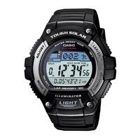 Buy Casio Gents Tough Solar Powered Watch W-S220-1AVEF online