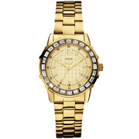 Buy Guess Ladies Fashion Gold tone Bracelet Watch W0018L2 online