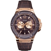Buy Guess Gents Rigor Watch W0040G3 online