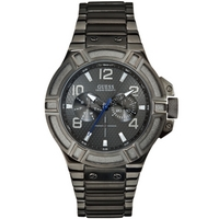 Buy Guess Gents Rigor Watch W0041G1 online