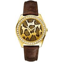 Buy Guess Ladies 3D Animal Watch W0056L2 online