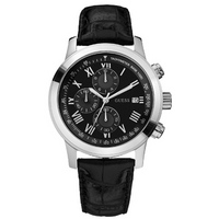 Buy Guess Gents Chrono Strap Watch W13087G1 online